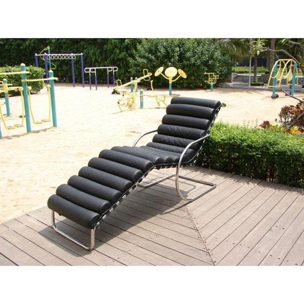Mr adjustable chaise longue mooka modern furniture for Mr adjustable chaise lounge