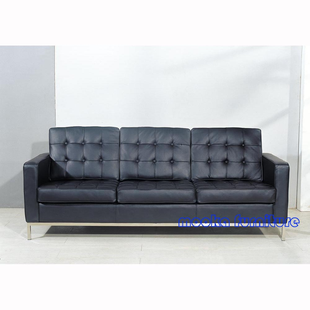 Florence Knoll Sofa 3 Seater Mooka Modern Furniture