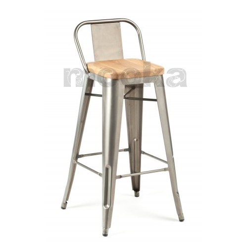 Tolix marais bar stool bar stools - Tolix marais counter stool ...