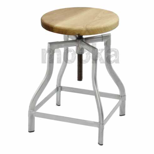 ... Turner Adjustable Stool; Turner Adjustable Stool  sc 1 st  Mooka Modern Furniture & Turner Adjustable Stool-MOOKA MODERN FURNITURE islam-shia.org