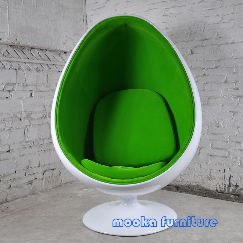 egg chair mooka modern furniture. Black Bedroom Furniture Sets. Home Design Ideas