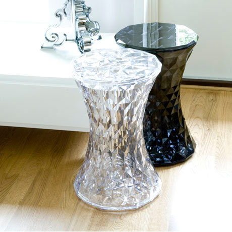 Kartell Stone Stool Mooka Modern Furniture