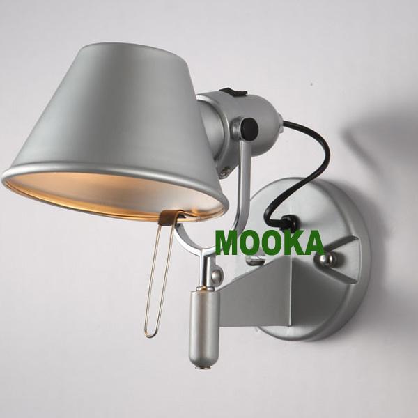 Artemide tolomeo wall lamp mooka modern furniture - Tolomeo wall sconce ...
