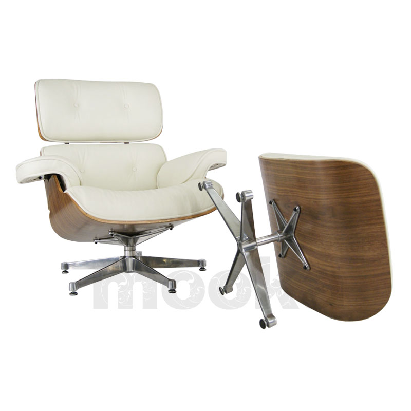 Eame Lounge chair w ottoman chrome base MOOKA MODERN  : 201281015429666 from www.mookafurniture.com size 800 x 800 jpeg 69kB
