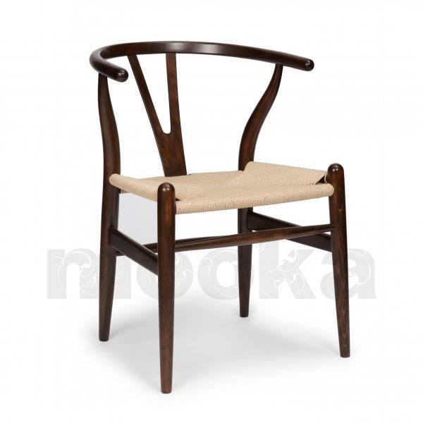 hans j wegner style wishbone chair mooka modern furniture