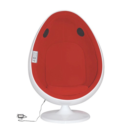 Attractive Loading Zoom, Please Wait Egg Chair With Speaker