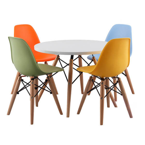 DSW Chair For Kids MOOKA MODERN FURNITURE